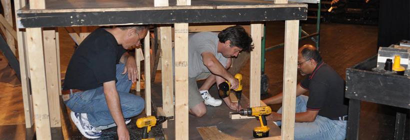 Volunteer Construction